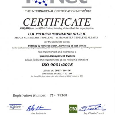 9001- 2015